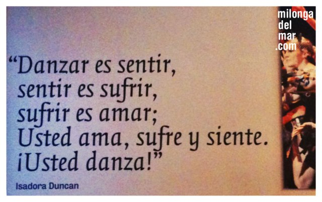 Usted Danza _ Isadora Duncan