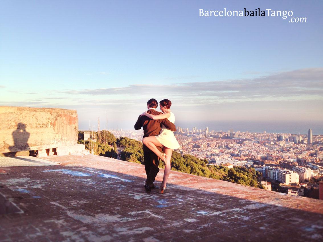 Paula Rey - Barcelona Baila Tango. Clases de Tango en Barcelona.