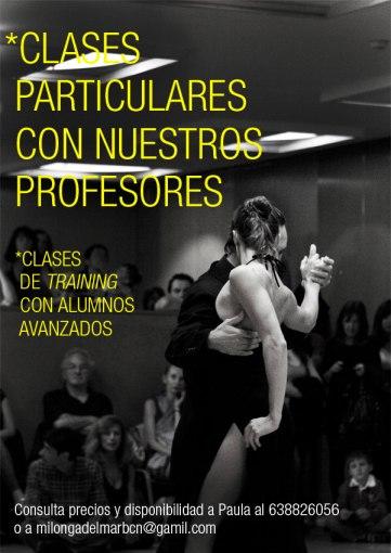 clases particulares tango