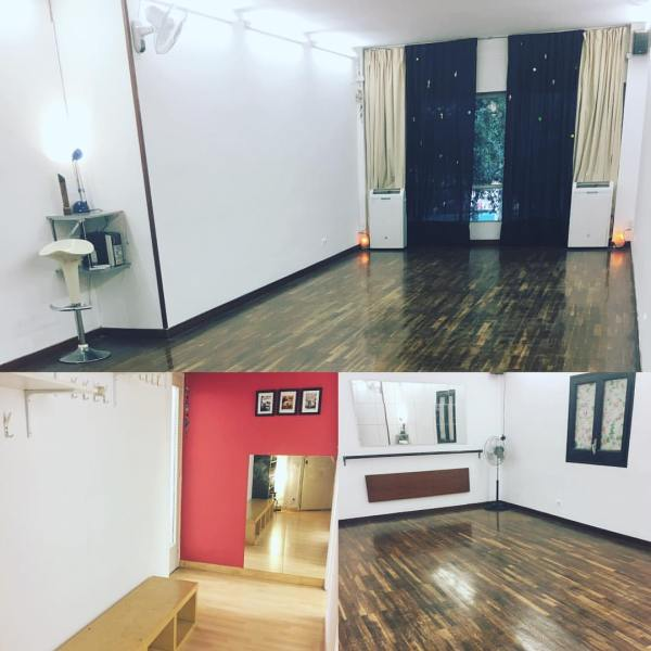 alquiler sala yoga danza barcelona