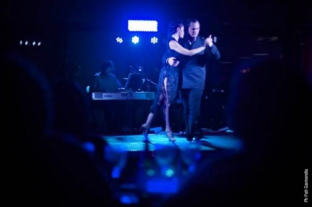 Paula Rey Jorge Udrisard Tango Show