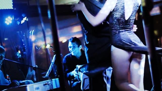 paula rey jorge udrisard tango show barcelona