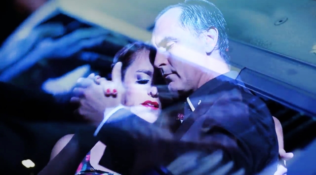 Paula Rey y Jorge Udrisard Tango Barcelona