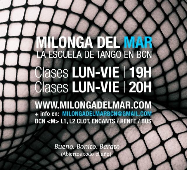 Escuela tango Barcelona