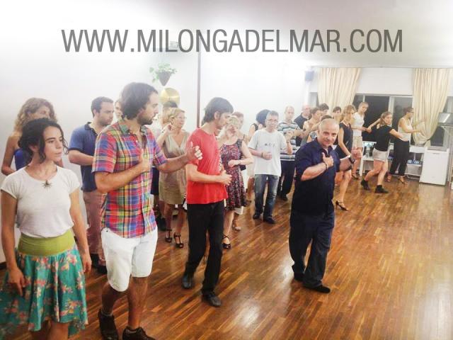 clases tango raul mamone