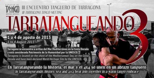 tarratangueando Encuentro tango tarragona