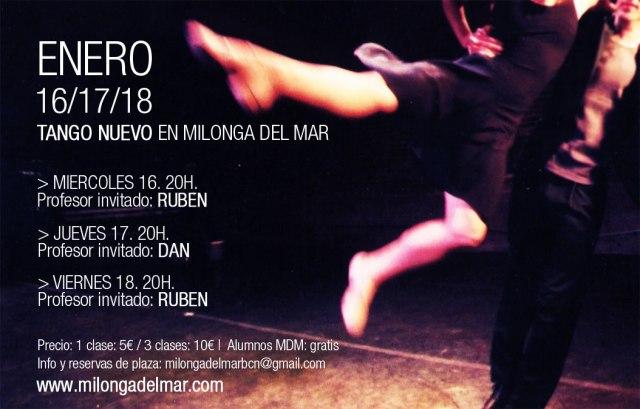 clases tango nuevo