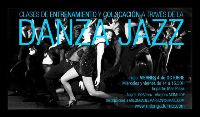 clases jazz