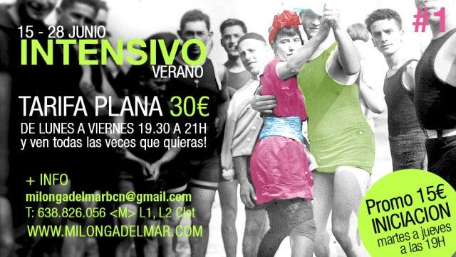 intensivo tango verano