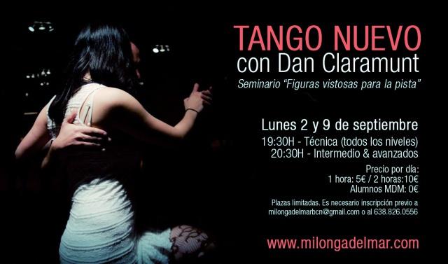 clases tango nuevo barcelona