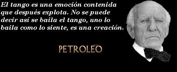 petroleo tango