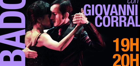 clases de tango los sabados con giovanni