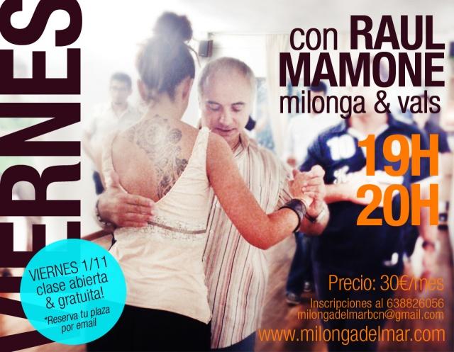 clase abierta y gratuita tango