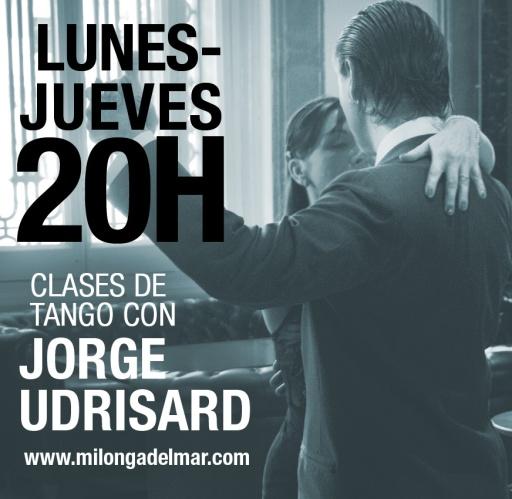 clases tango barcelona jorge udrisard bailarin
