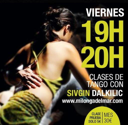 clases tango viernes barcelona