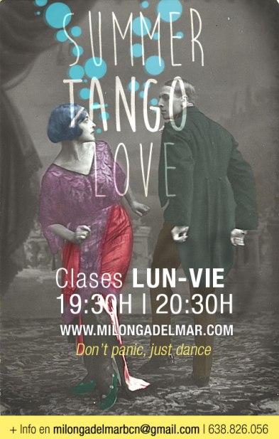 clases tango verano barcelona