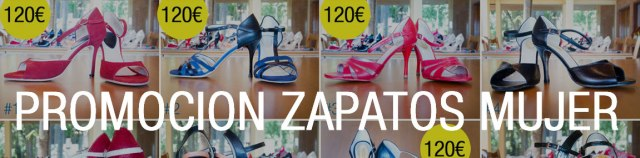 Outlet Zapatos tango mujer