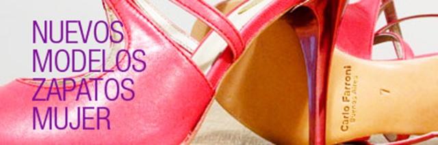 zapatos tango mujer