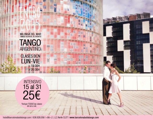 intensivo tango enero clases