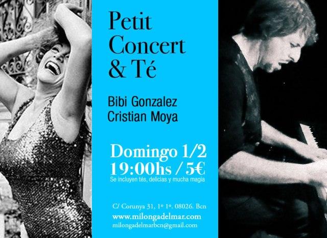 concierto show tango