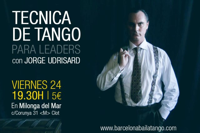 tecnica tango barcelona