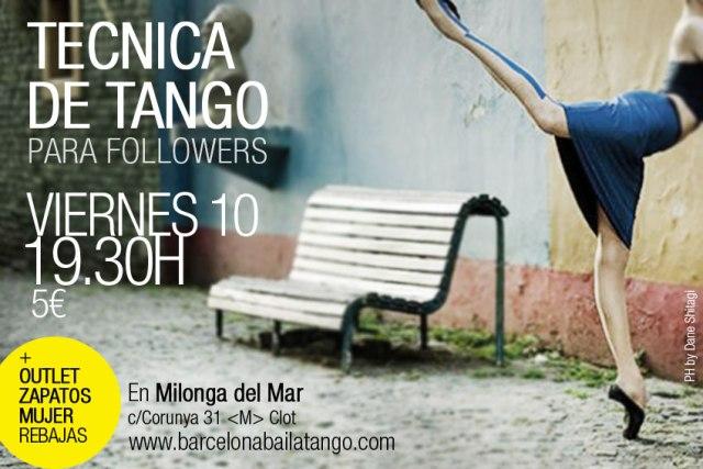 TECNICA mujer tango abril