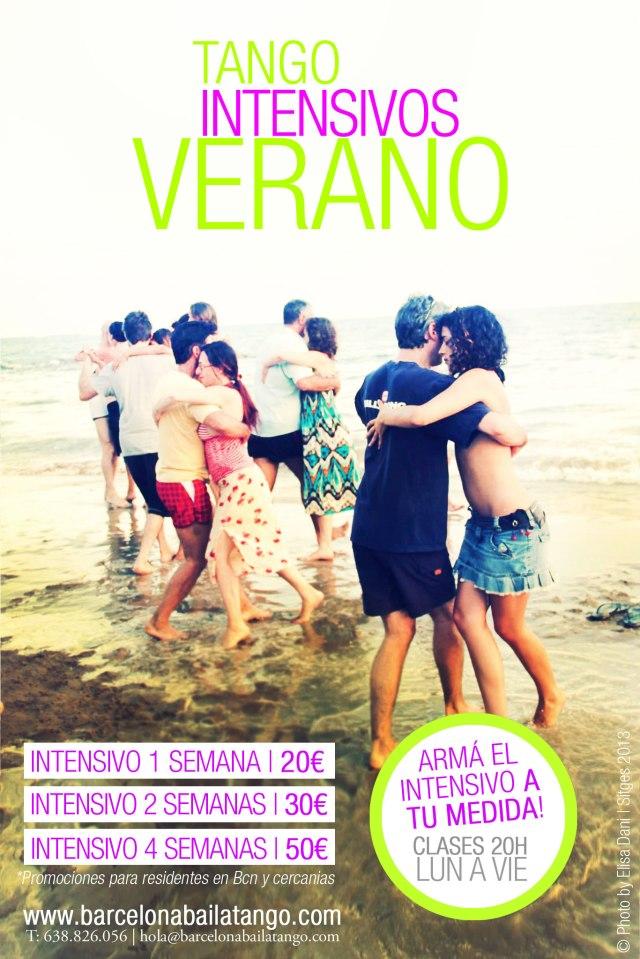 clases barcelona verano tango