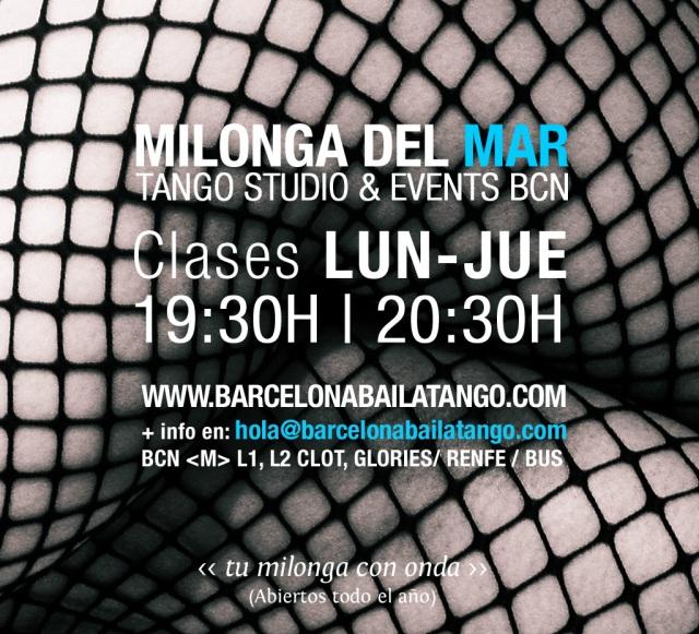 CLASES TANGO BARCELONA