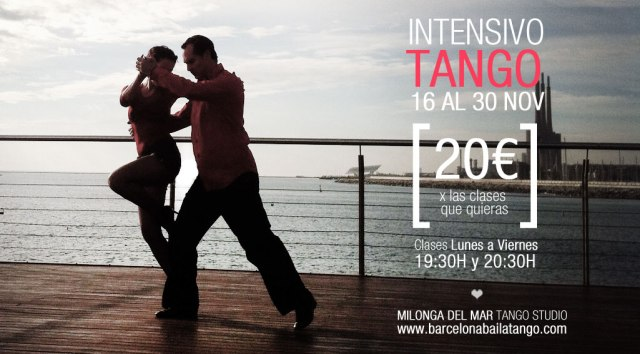 clase tango barcelona paula rey jorge udrisard