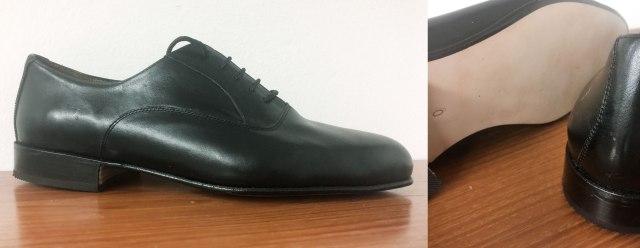zapato tango hombre barcelona - tango shoes men barcelona