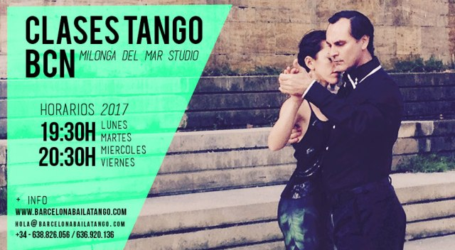clases tango barcelona, paua rey y jorge udrisard tango show , milonga del mar