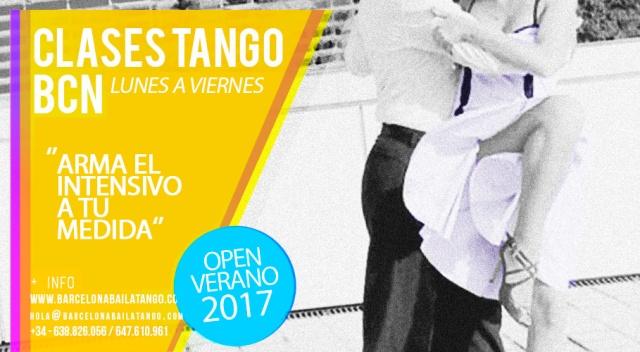 clases tango barcelona milonga del mar verano summer julio 2017
