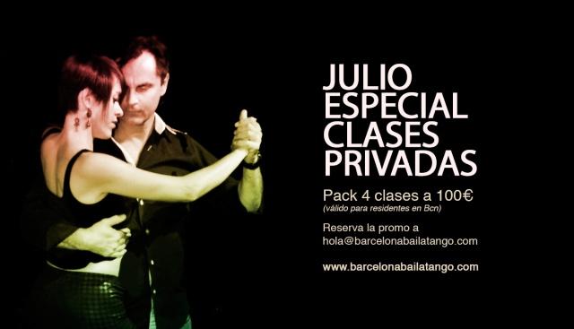 clases particulares tango julio barcelona milonga del mar