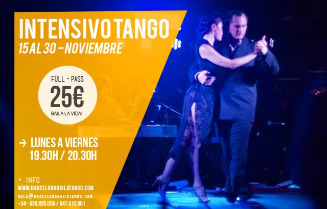clases tango barcelona milonga del mar jorge udrisard paula rey