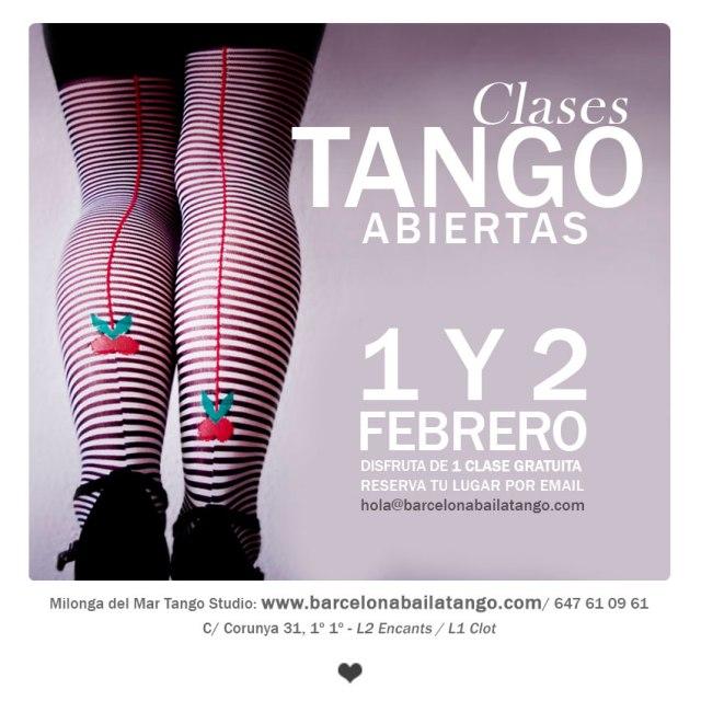 clases gratis tango barcelona milonga del mar escuela tango barcelona