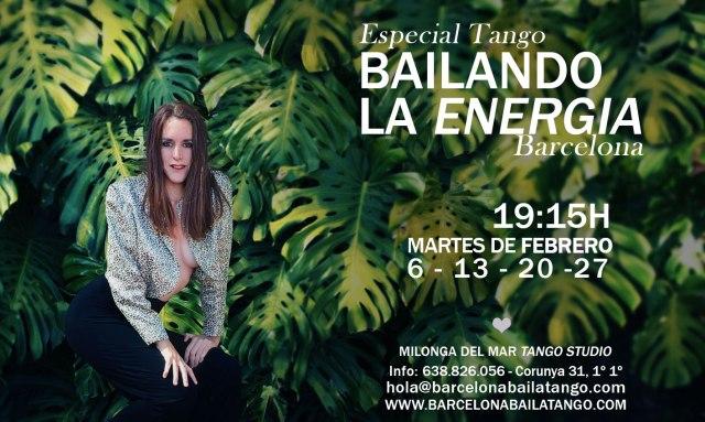clases tecnica femenina barcelona tango bailando energia