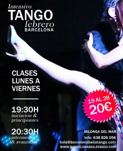 clases de tango en barcelona