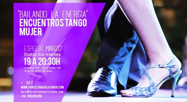 tango tecnica femenina barcelona