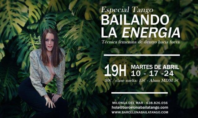 tecnica femenina tango mujer barcelona clases