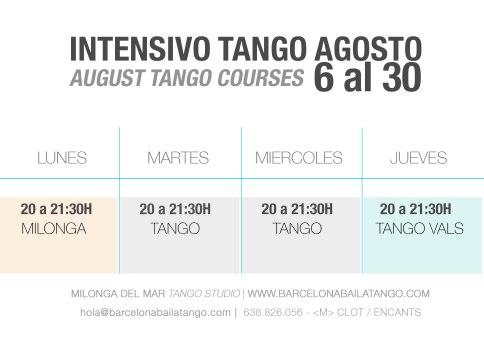tango en barcelona horario verano agosto 2018 tango lesson barcelona tango stage barceona summer