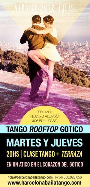 clases de tango en barcelona gotico ciutat vella