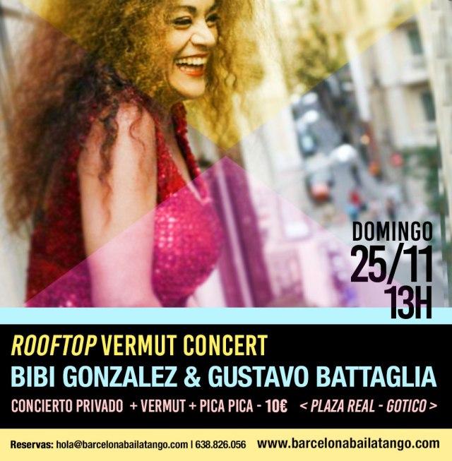 tango barcelona concierto milonga del mar