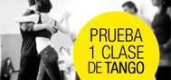 prueba clase de tango barcelona