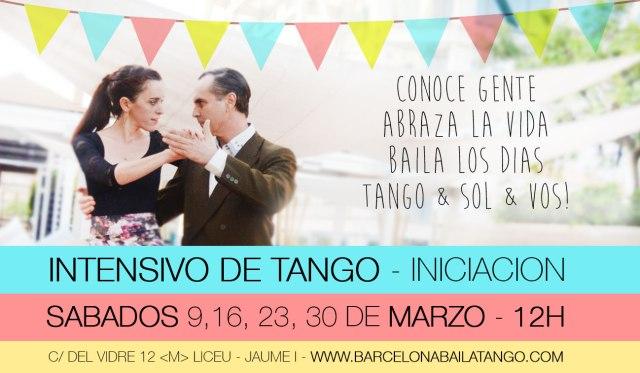 TANGO EN BARCELONA CLASES INICIACION CENTRO GOTICO