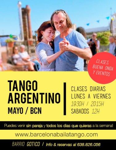 clases de tango en barcelona - tango en barcelona, milonga del mar, barcelona tango argentino